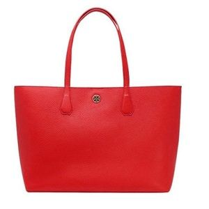 Tory Burch Brody Tote Liberty Red $398